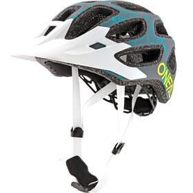ONeal Thunderball 2.0 - Casque de vélo - Fusion gris/blanc